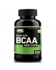Optimum Nutrition BCAA 1000MG 400 kaps