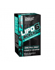 Nutrex Lipo-6 Black Hers Ultra Concentrate 60 kaps